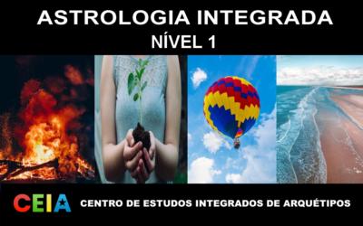 Astrologia Integrada – Nível 1